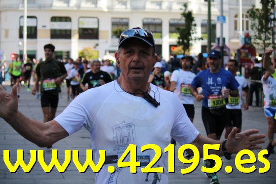 Marathon Madrid 4256