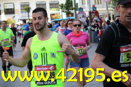 MADRID MARATHON 2014 ALBUM 13