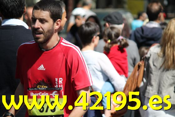 Marathon Madrid 5100