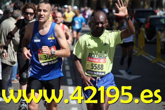 Marathon Madrid 5101