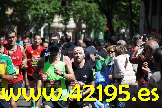 MADRID MARATHON 2014 ALBUM 16
