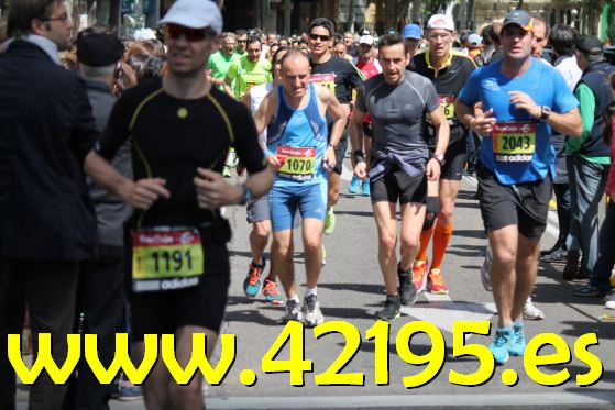 MADRID MARATHON 2014 ALBUM 17