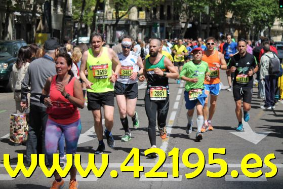 MADRID MARATHON 2014 ALBUM 18