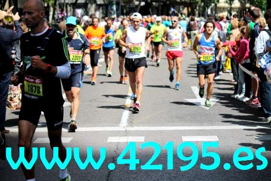 MADRID MARATHON 2014 ALBUM 19