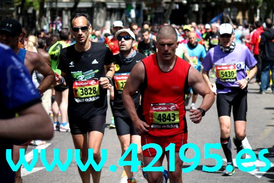 MADRID MARATHON 2014 ALBUM 20