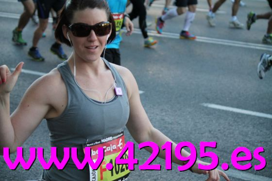 Marathon Madrid 1805
