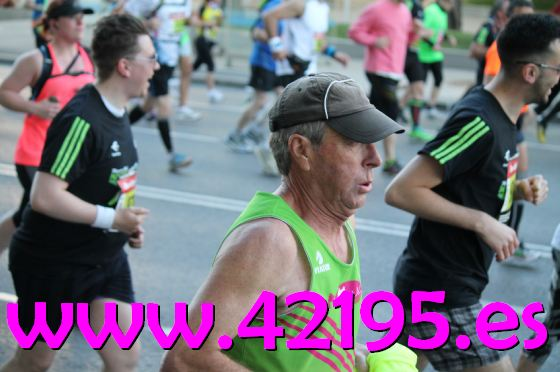 Marathon Madrid 1809