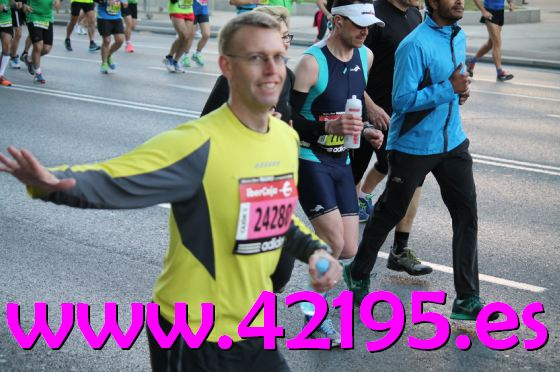 Marathon Madrid 1819