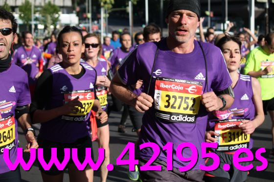 Marathon Madrid 2013