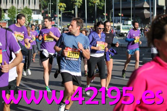 Marathon Madrid 2021