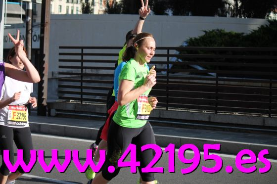 Marathon Madrid 2097
