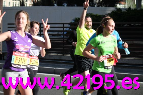 Marathon Madrid 2098