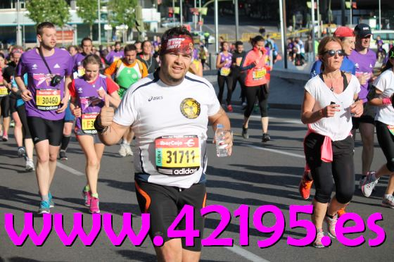 Marathon Madrid 2133