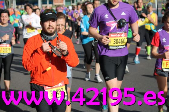 Marathon Madrid 2134