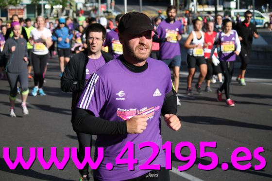 Marathon Madrid 2138