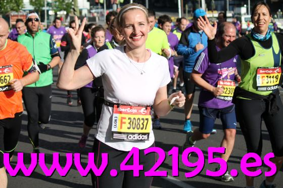 Marathon Madrid 2140