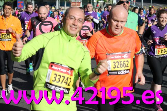 Marathon Madrid 2141