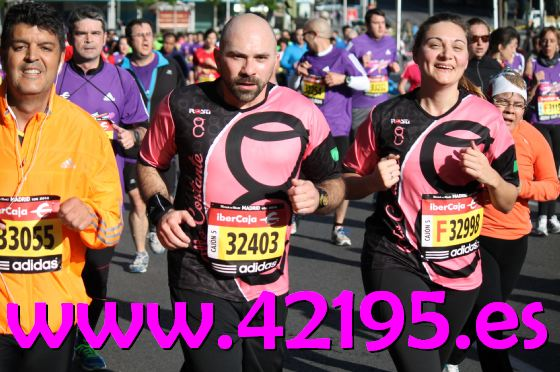 Marathon Madrid 2142