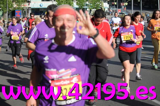 Marathon Madrid 2145