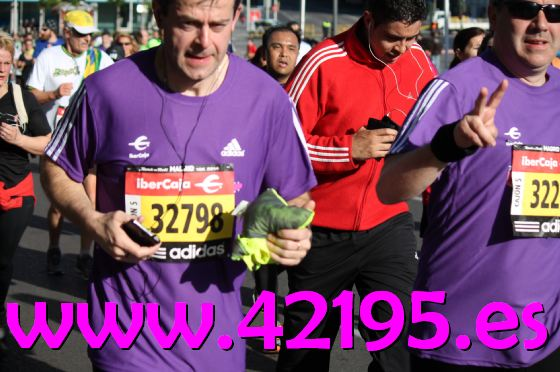 Marathon Madrid 2146