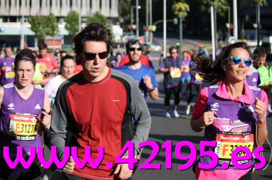 Marathon Madrid 2150