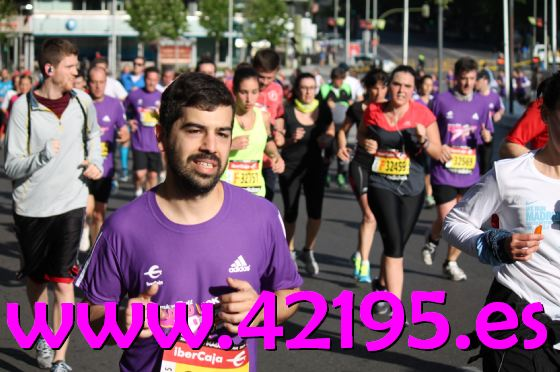 Marathon Madrid 2152