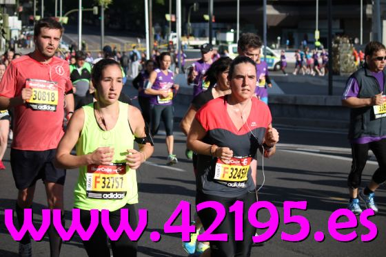 Marathon Madrid 2153