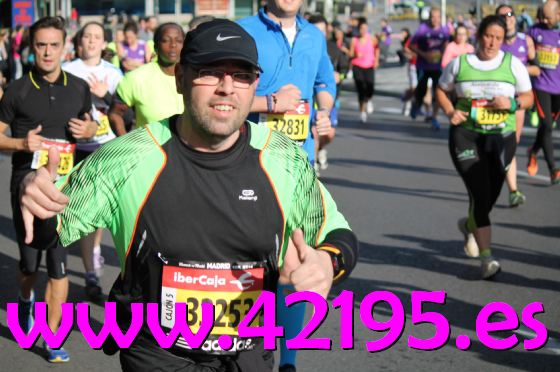 Marathon Madrid 2156