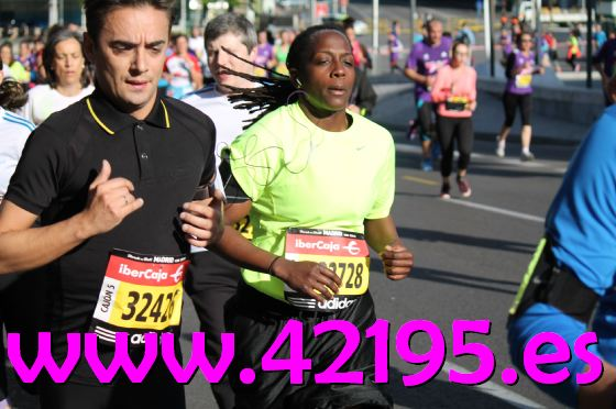 Marathon Madrid 2157