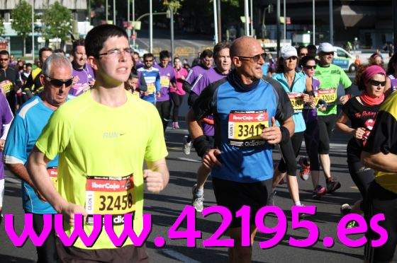 Marathon Madrid 2176
