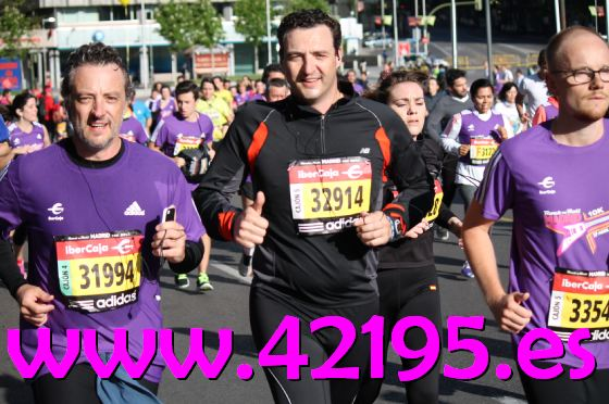 Marathon Madrid 2191