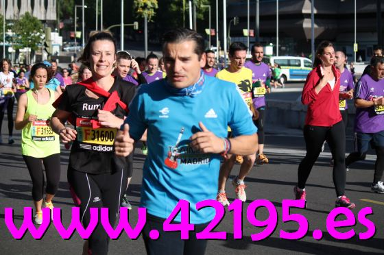Marathon Madrid 2194