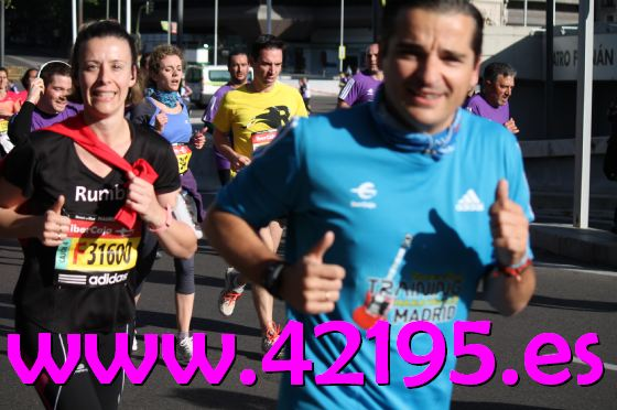Marathon Madrid 2195