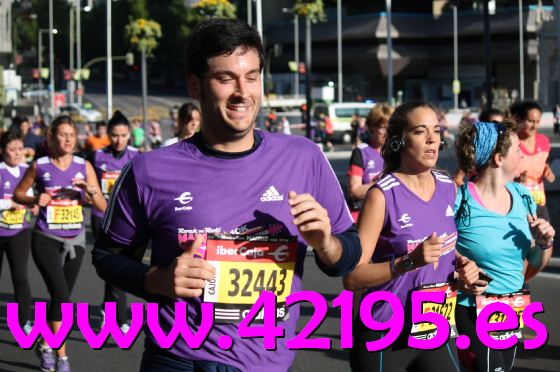 Marathon Madrid 2197