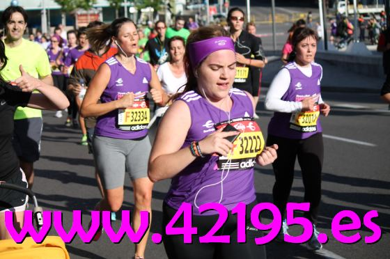 Marathon Madrid 2198