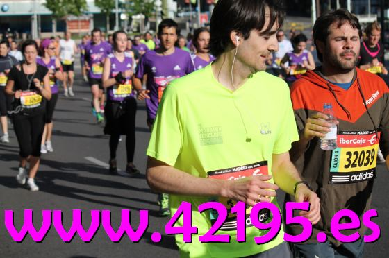 Marathon Madrid 2199