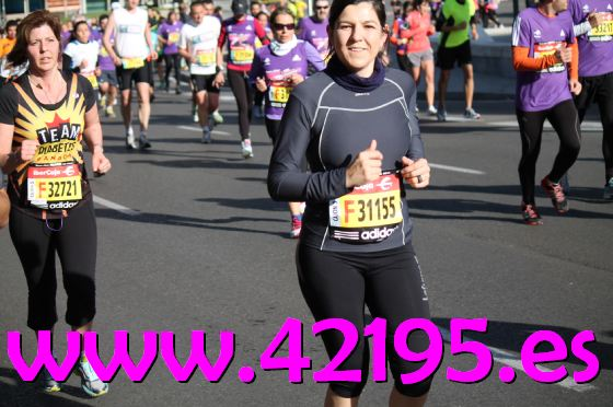 Marathon Madrid 2202