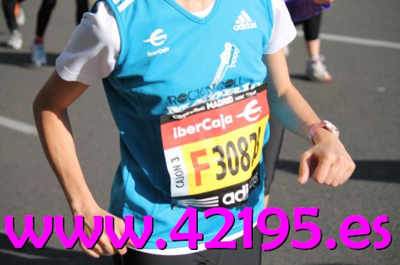 Marathon Madrid 2204