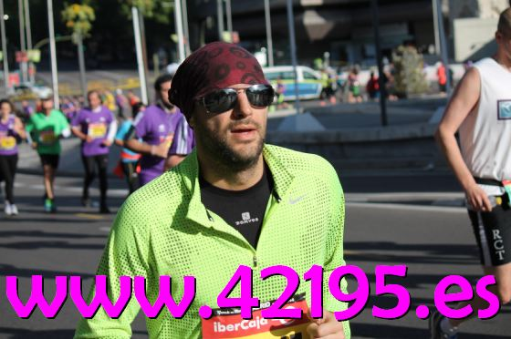 Marathon Madrid 2206