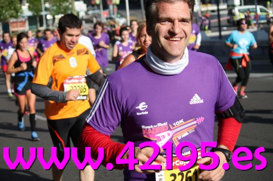 Marathon Madrid 2207