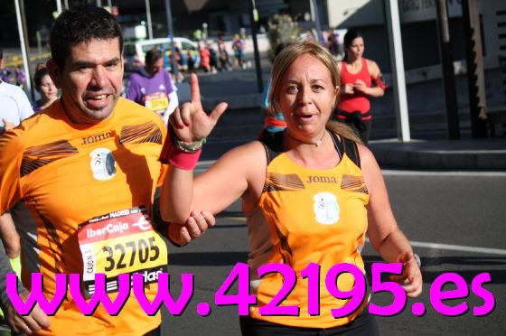 Marathon Madrid 2208