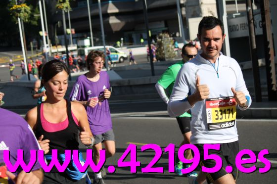 Marathon Madrid 2209