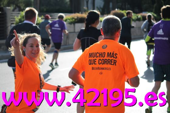Marathon Madrid 2218