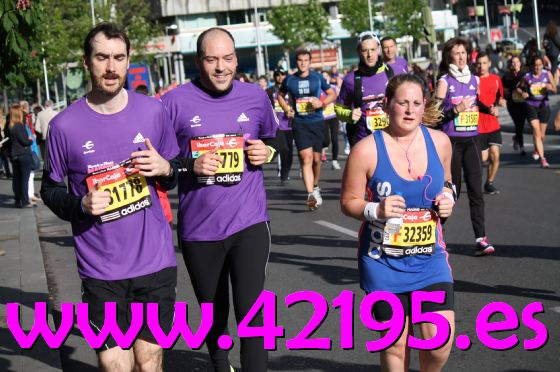 Marathon Madrid 2222