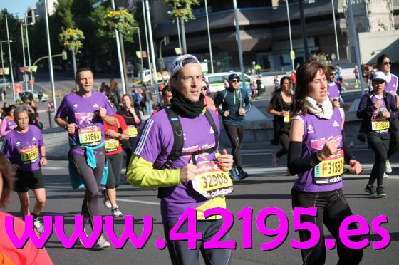 Marathon Madrid 2223