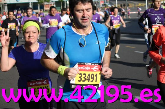 Marathon Madrid 2225