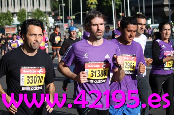 Marathon Madrid 2226