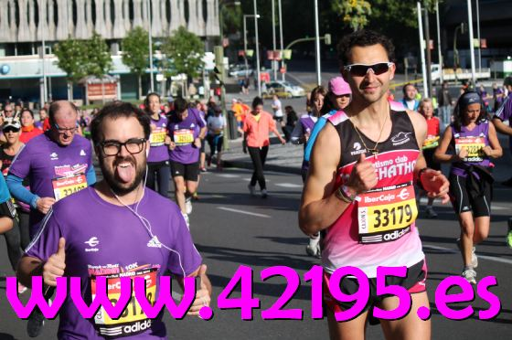 Marathon Madrid 2233