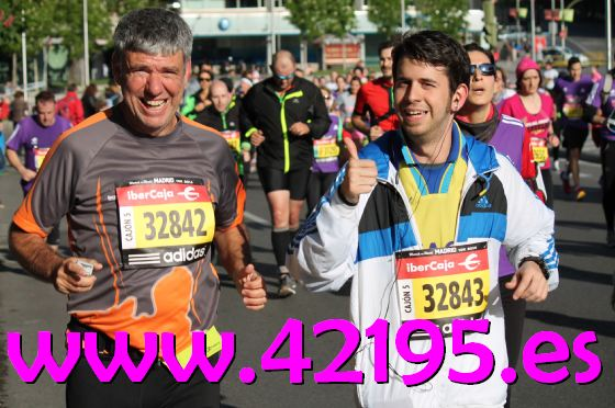 Marathon Madrid 2237