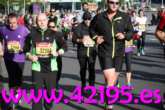 Marathon Madrid 2238